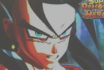Super Dragon Ball Heroes trailer Vegetto Super Saiyan 4