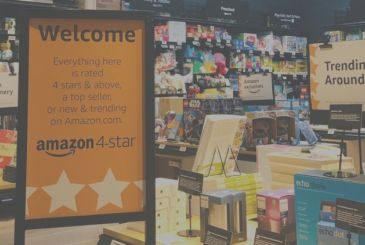 Amazon 4-star, opened in New York, the store that sells products rated with at least 4 stars