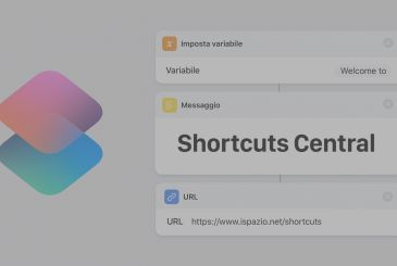 Comes Shortcuts Central: the reference site from which to download and upload the new Shortcuts for iOS