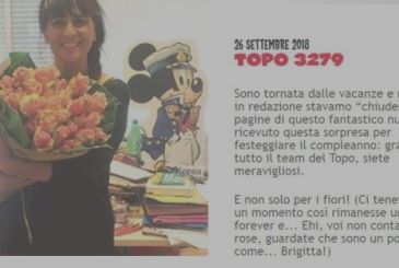 Mickey mouse: the director Valentina De Poli is leaving the office