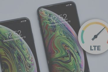 Speed Test in LTE: the iPhone XS is faster than iPhone X but slower than the Galaxy Note 9