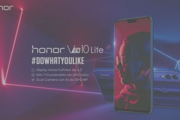 Honor View 10 Lite arrives officially in Italy and one of the best mid-range smartphone [Video Hands-on]