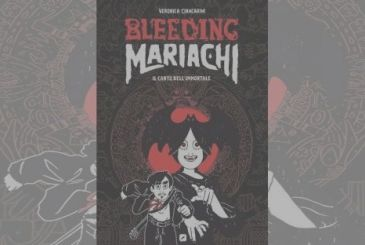 Bleeding Mariachi – The Song of the Immortal Veronica Ciancarini | Review