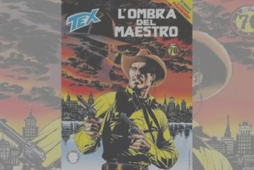 Tex 696 – the shadow of The Master | Review