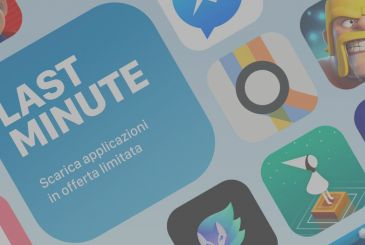 ISpazio last minute: 6 October. Here is the app in limited Supply [10]