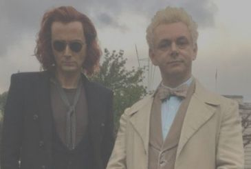 Good Omens: the first trailer of the new series Amazon