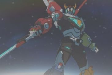Voltron: Legendary Defender – new trailer for the last season