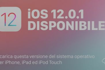 Apple releases iOS 12.0.1 for all: Here are the news and the link to the Download
