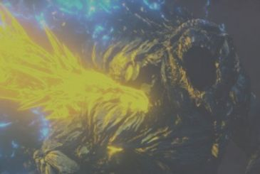 Godzilla – The Planet Eater, the first official trailer of the animated movie final