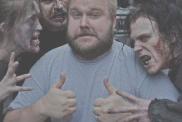 SaldaPress: Robert Kirkman, Ryan Ottley and Cory Walker guests at Lucca Comics and Games 2018
