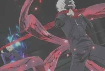 "Tokyo Ghoul:re "" Call to Exist, the new trailer of the videogame"