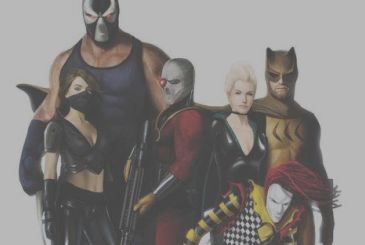 Secret Six: CBS developed the television series of the DC characters
