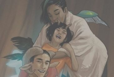 PREVIEW – BAO Publishing: Saga 9 by Brian K. Vaughan & Fiona Staples