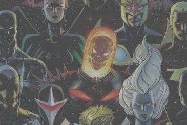 Marvel: the new Guardians of the Galaxy are the full
