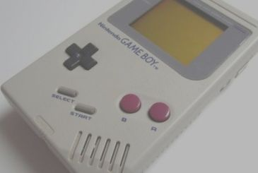 Game Boy: the Air Jordan inspired by the portable console of Nintendo