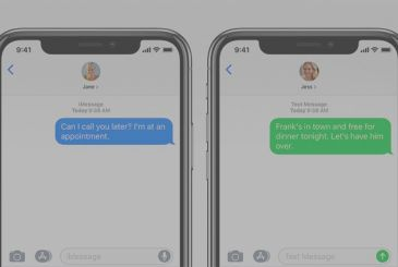 IOS 12.1 beta 4 fixes the bug of iMessage which sent messages to the wrong people!