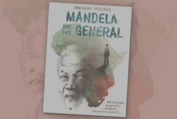 Mandela and the General: the new graphic novel from writer of Invictus