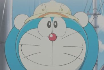 Doraemon: video, the title and the visual of the new film