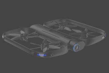 The drone Skydio R1 is now you check with the Apple Watch [Video]