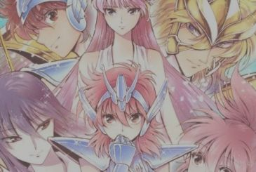 Saint Seiya Saintia Sho: the date of departure, the new image and names of the anime