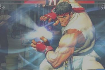 Street Fighter: the collection of perfumes Everlast