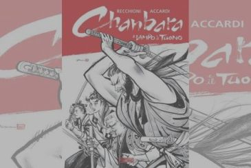 Chanbara – the Lightning and The Thunder of R. Recchioni & A. Accardi | Review
