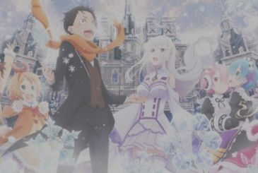 Re: Zero – Memory Snow, the promotional video of the OVA