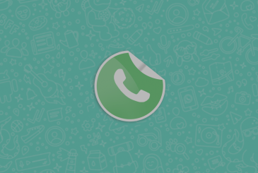 WhatsApp: in the phase of rollout function Stickers and the search for the GIF category