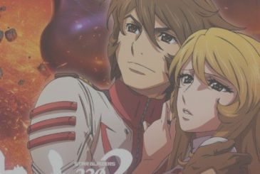 Star Blazers 2202: the new promo features the ending theme of the sixth movie