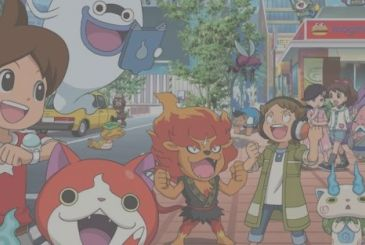 Yo-kai Watch: new trailer and teaser video of the new movie Forever Friends