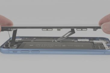 IFixit disassembles the iPhone XR: here's everything that has been discovered