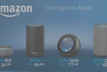 Amazon's Alexa, the app to control the speakers Echo from the iPhone is available in the App Store