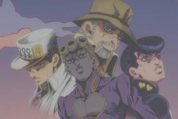 The Bizarre Adventures of JoJo – Wind Gold – Episode 4: The entrance band | Review