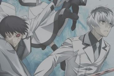 Tokyo Ghoul:re comes to DVD and Blu-ray Disc