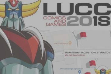 Yamato Video, Anime Factory, and Man-Ga, the news at Lucca Comics & Games 2018