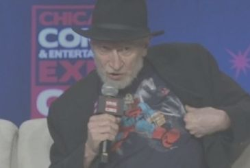 Frank Miller returns to the universe of the Return of the Dark Knight?