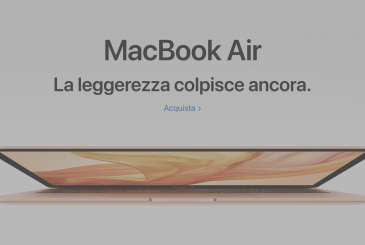 The new MacBook Air is already available to pre-order: here's how much it costs in Italy!