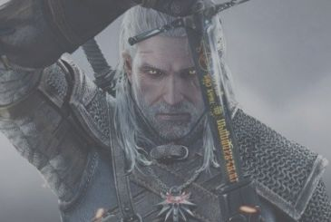 The Witcher: the first teaser of Henry Cavill in the role of Geralt