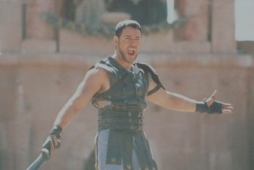 The Gladiator: the Ridley Scott at work on the sequel with Peter Craig
