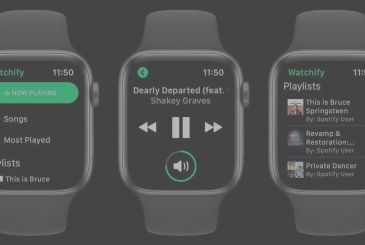 Spotify finally arrives on the Apple Watch, which is currently only for beta testers