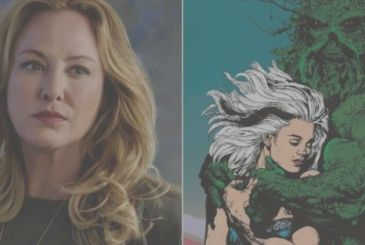 Swamp Thing: Virginia Madsen, and Maria Sunderland