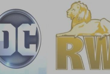 RW Lion: all of the ads on Lucca Comics and Games 2018
