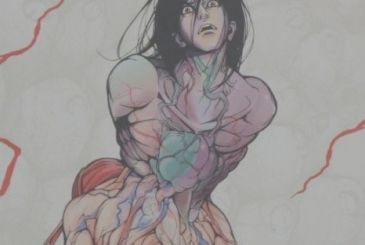 It is concluded in the manga, horror Starving Anonymous