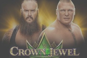 WWE's Crown Jewel: the results of the Pay-Per-View