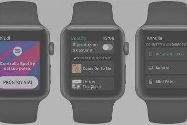 Spotify for Apple Watch: we tried the app in the preview!