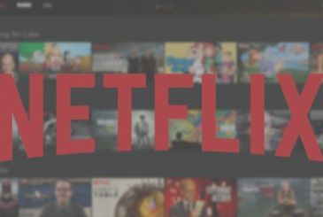 Netflix Italia – outputs at the beginning of November 2018