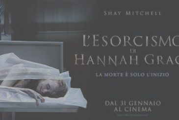 The exorcism of Hannah Grace: the ITALIAN trailer