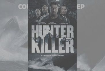 Hunter Killer – Hunting In the Depths of Donovan Marsh | Review