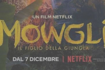 Mowgli – The Jungle boy: movie trailer of the movie on Netflix