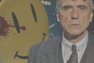 Watchmen: unveiling the role of Jeremy Irons